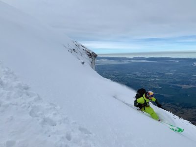 Ecuador Ring of Fire Ski Expedition