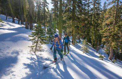 Why take an Intro to Backcountry Skiing course?