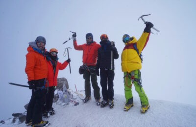 Successful Summit of Mount Elbrus