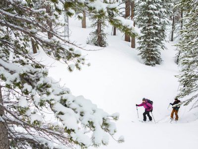 Women's Intro to Splitboarding