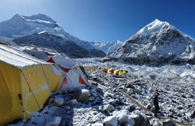 Cho Oyu Team Update