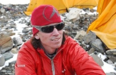 THE OPTIMAL QUESTIONNAIRE | Alpinist Adrian Ballinger