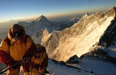 Forbes – Climbing Mount Everest with Big Data