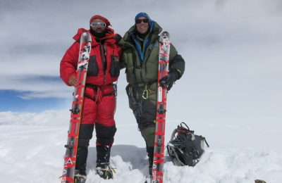 Hitting the World's HIghest Peaks With Ski Mountaineer Adrian Ballinger