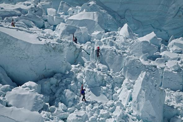 National Geographic: Back to Everest in 2015?