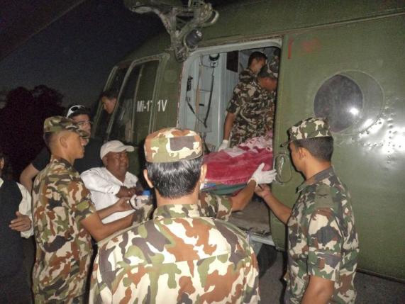 Reuters: Nepal Blames Poor Forecasts, Lax Rules For Trek Disaster
