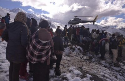 Newsweek: Nepal Snowstorm Raises Questions About Trekking Safety