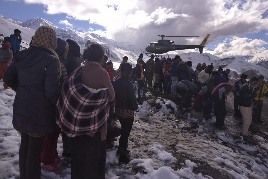 Newsweek – Nepal Promises Safer Climbing After Avalanche Disasters