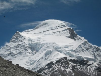 Cho Oyu Rapid Ascent