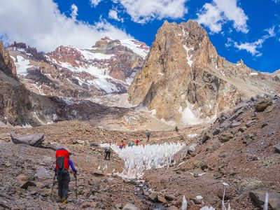 Aconcagua Rapid Ascent