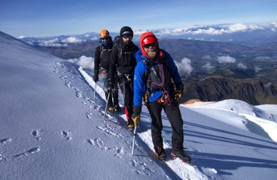 South America Climbing Season Coming into Focus