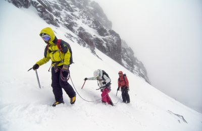 Intro to Mountaineering and Glacier Travel & Crevasse Rescue Equipment Lists