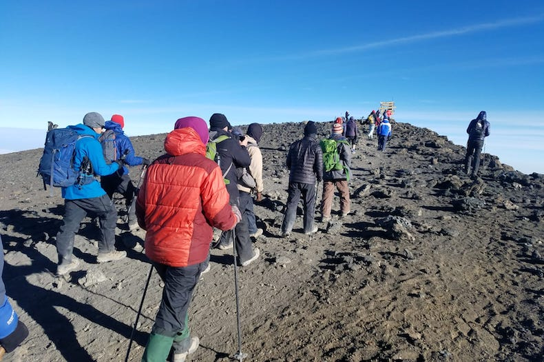 Climb Kilimanjaro With Alpenglow Expeditions Alpenglow