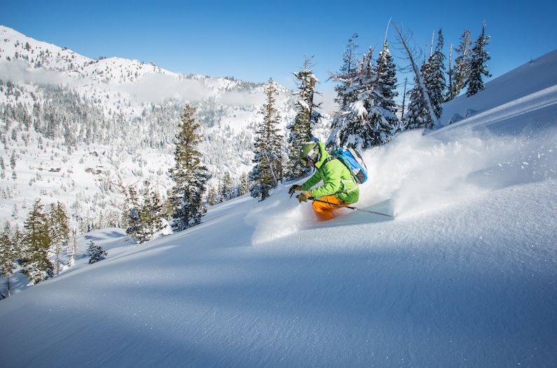 Squaw Valley Alpine Meadows Backcountry Tours