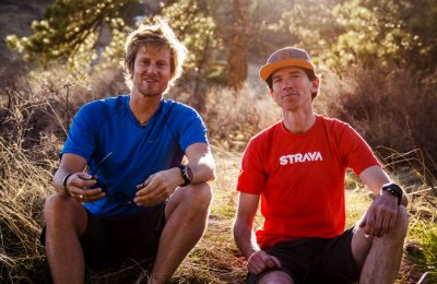 Interview: Cory Richards and Adrian Ballinger on Everest Without Supplemental Oxygen