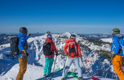 AIARE Course Offerings at Alpenglow