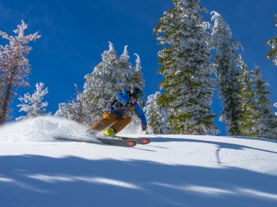 Intro to Backcountry Skiing