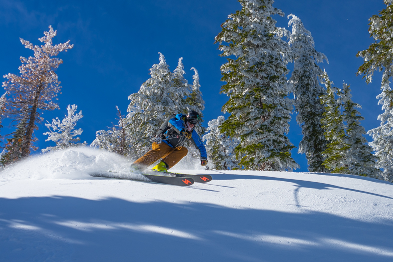 Half Day Squaw Valley Backcountry Tour