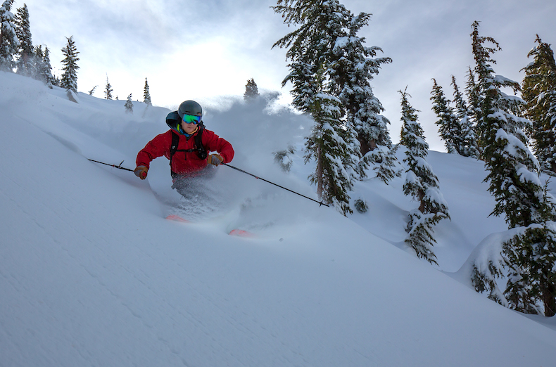 532e3e3ba48 Squaw Valley Alpine Meadows Backcountry Tours. 1 day in California