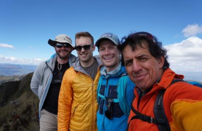 Successful Summits in South America