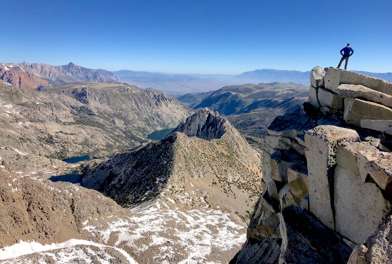 High Sierra Alpine Climbing