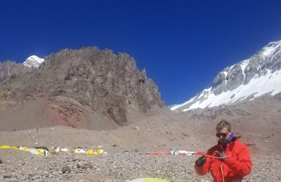 Aconcagua Update: January 24, 2018