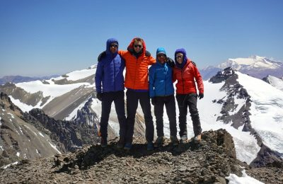 Aconcagua Update: February 1, 2018