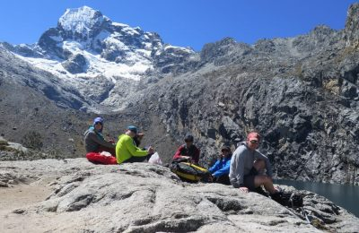 To the Gem of the Cordillera Blanca!