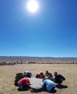 Getting Energy from the Sun in Bolivia
