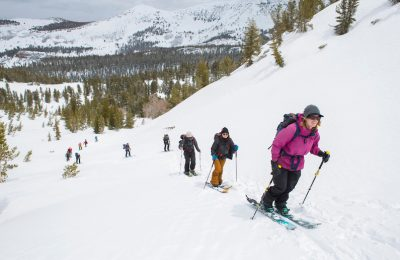 Before and After the AIARE 1: The Backcountry Series