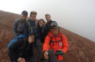 Family Fun on Cotopaxi - March Expedition