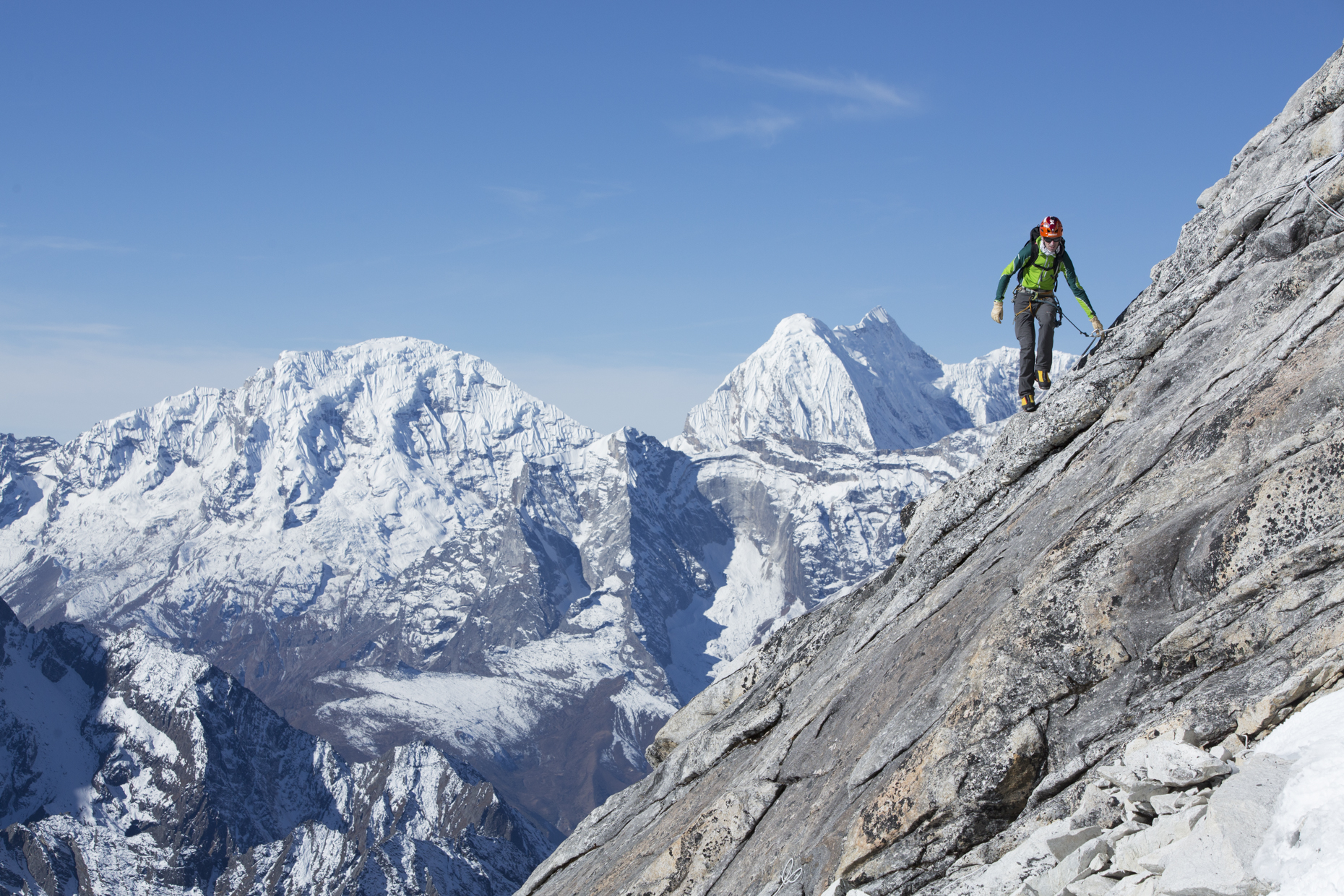 A Photo Journey to the Summit of Ama Dablam