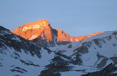 What are your favorite Alpine Climbs in the High Sierra?