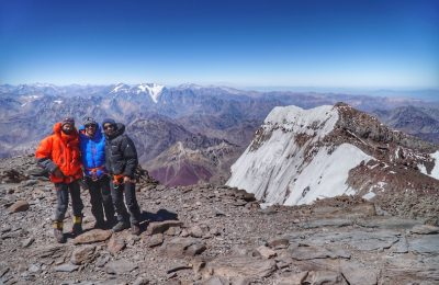 5 Reasons to Climb Aconcagua with Alpenglow Expeditions
