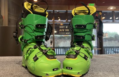 Backcountry Ski Touring Boots vs Downhill Resort Boots