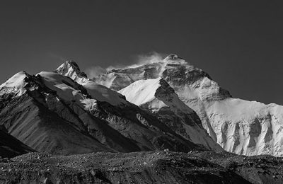 Everest grows by nearly a meter!