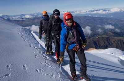 How To Run an International Mountaineering Program during a Pandemic