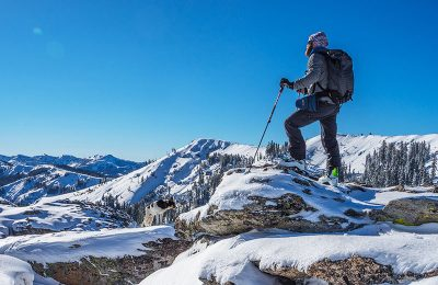 Backcountry Tips from our Guides