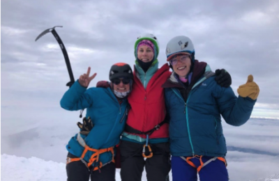 Women and alpinism: a narrative about climbing in South America